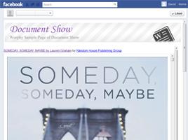 Social Document Show