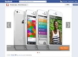 Social Photo Showcase