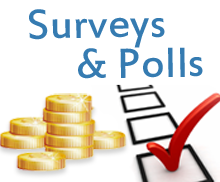 Surveys & Polls
